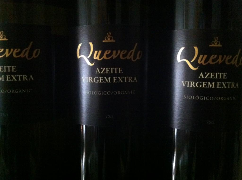 Quevedo Organic Olive Oil - 75cl