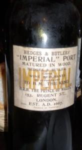 Imperial Hedges & Butler Port