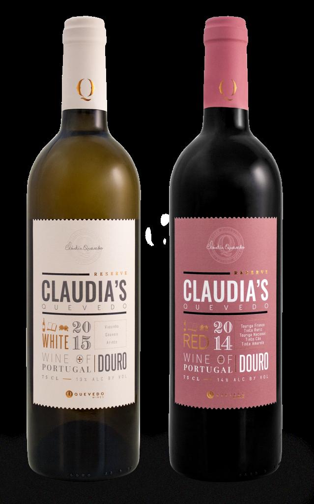 Claudia's wine family