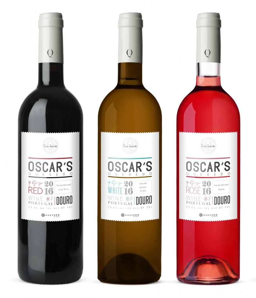 Oscar's wine 2016